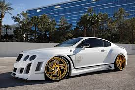 white bentley 2016 bentley gt satin white wrap on 24k gold lexani wheels youtube