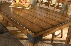 furniture appealing rustic dining room tables home design