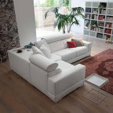 canap angle 220 cm canapé avec assise extractible bruce arredaclick