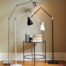 Zuo Floor Lamp Awesome Industrial Task Floor Lamps West Elm Pertaining To