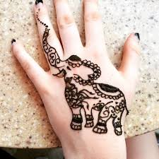 mehndi elephant designs simple mehndi designs with mehndi
