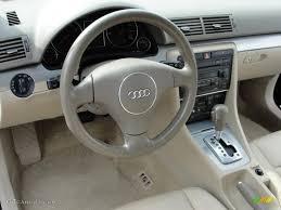 2003 audi a4 1 8 t sedan beige interior 2004 audi a4 1 8t quattro sedan photo 47362760