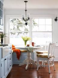 Table In Kitchen 159 Best Window Seats U0026 Banquettes Images On Pinterest Kitchen