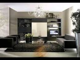 cosy black furniture living room ideas with luxury home interior