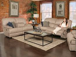 Tan Sofa Set by Kane U0027s Furniture Living Room Collections