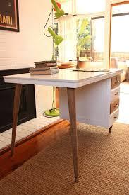Vintage Desk Ideas Best 25 Retro Desk Ideas On Pinterest Small Workspace Retro