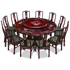 round dining tables for 12 video and photos madlonsbigbear com