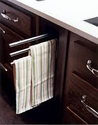 kitchen towel bars ideas kitchen towel rack ideas 28 images cabinet bar hafele pull out