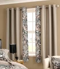 bedroom window curtains incredible picture ideas design decor grommet panels amazing