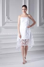 brautkleider kurz spitze weiß brautkleider spitze kurz a linie etuikleid hochzeitskleider