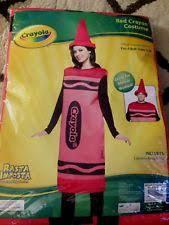 Crayon Halloween Costume Crayola Costume Ebay