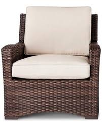 Patio Club Chair Amazing Deal On Halsted Wicker Patio Club Chair Threshold