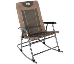 Folding Rocking Chair Folding Rocking Lawn Chair Warehouse Smooth Glide Padded Rocking