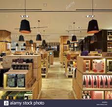 Liquor Display Shelves by Selfridges Wine Shop London United Kingdom Architect Campaign