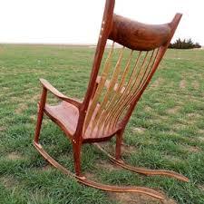 Big Rocking Chair In Texas Custom Rocking Chairs Custommade Com