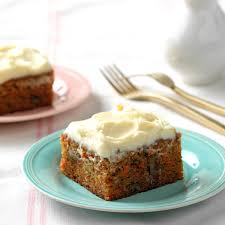 classic carrot cake recipe taste of home