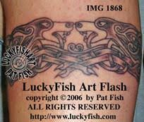 celtic wolf u0026 dog tattoos u2013 tagged
