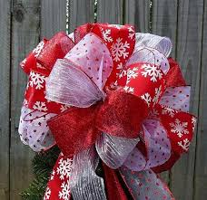 best 25 bows for christmas tree ideas on pinterest