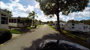choosing a site great oak rv resort in kissimmee fl youtube