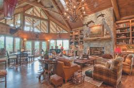 living room fresh log cabin living rooms home design very nice