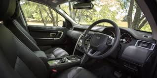 land rover discovery sport interior 2017 2017 land rover discovery sport td4 150 se review caradvice