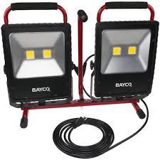bayco led portable work light nightstick flashlights mounted lights intrinsically safe lights