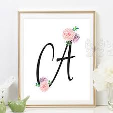 Baby Monogram Wall Decor Nursery Quotes Wall Decor I Love You Wall From Butterflywhisper