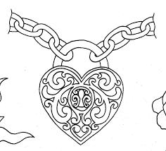 lock line work by jeremiah ginjaninja designs interfaces tattoo