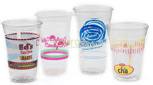 printed clear cold cups enviropack