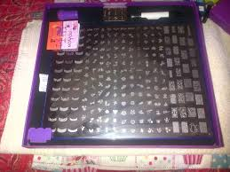 moyou pro v professional nail art stamping kit in south africa