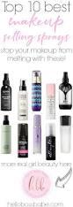 no more makeup melt top makeup setting sprays