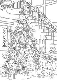 realistic bedroom of victorian house detailed coloring pages
