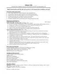 electrician resume template fancy 15 templates for journeyman