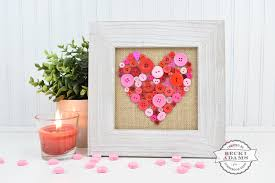 Valentine Home Decor Diy Valentines Home Decor Stamp U0026 Scrapbook Expo