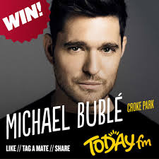 Michael Buble Meme - today fm just announced michael bublé will play croke facebook