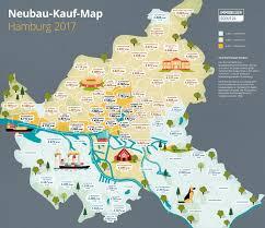 Urban Map Aktuelle Neubau Kauf Map Für Hamburg
