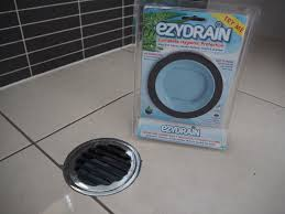 bathroom creative smelly drain in bathroom floor home interior