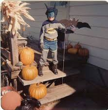 Halloween Batman Costumes Vintage Halloween Gallery 1970s Plaidstallions