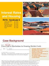 average apartment prices interest rates and housing pptx adjustable rate mortgage