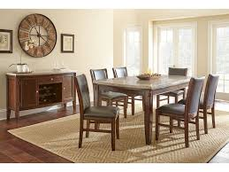 dining tables granite top dining table sets marble table design