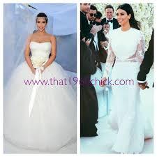 third marriage wedding dress when did rock a wedding dress better with kris