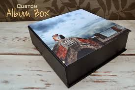 photo album box wedding packages ostrom photography