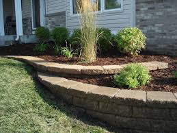 what to do with a sloped backyard hillside landscape pictures on