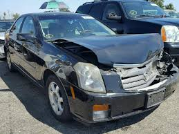 cadillac cts 2003 for sale 1g6dm57n930157425 2003 black cadillac cts on sale in ca
