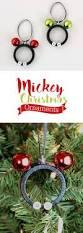 Diy Christmas Ornaments Diy Mickey U0026 Minnie Christmas Ornaments Lifestyle Blog