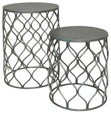 small metal outdoor end tables incredible coffee tables ideas modern metal outdoor coffee table uk