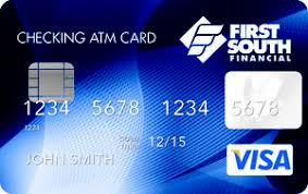 free debit card south financial visa debit cards south financial