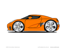 koenigsegg ccx drawing car illustrations