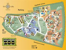 maps update 700937 honolulu tourist attractions map u2013 9 toprated