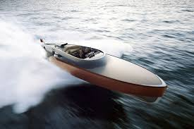 new aeroboat revealed with rolls royce merlin v 12